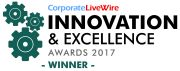 Innovation Award Winner 2017