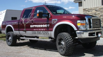 Denver Truck Graphics