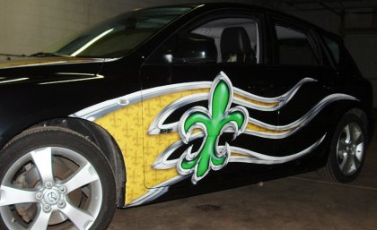 Denver Vehicle Graphics